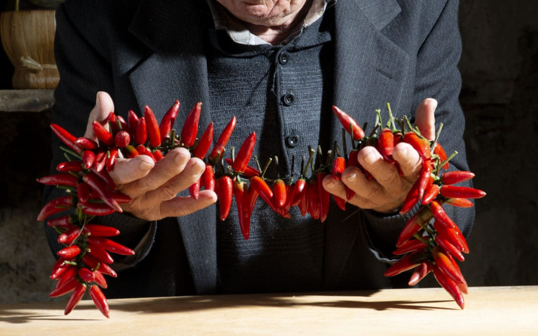 Peperoncino Line per l'export: il meglio del Peperoncino Calabrese.